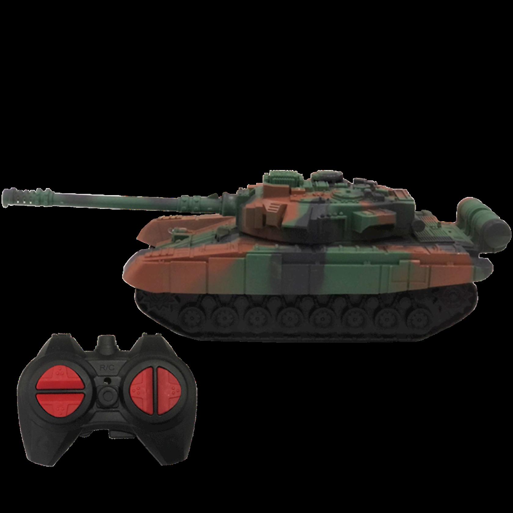 Radio ilə idarə olunan tank