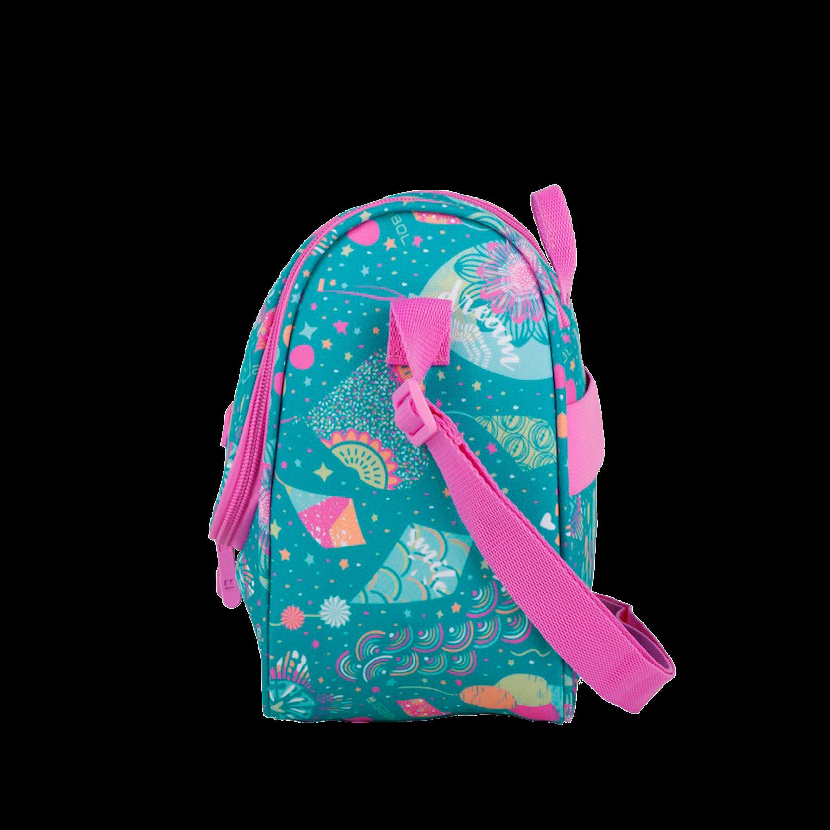 Məktəbli çantası Gabol, polyester, 25x21x13 sm, 6.83 l
