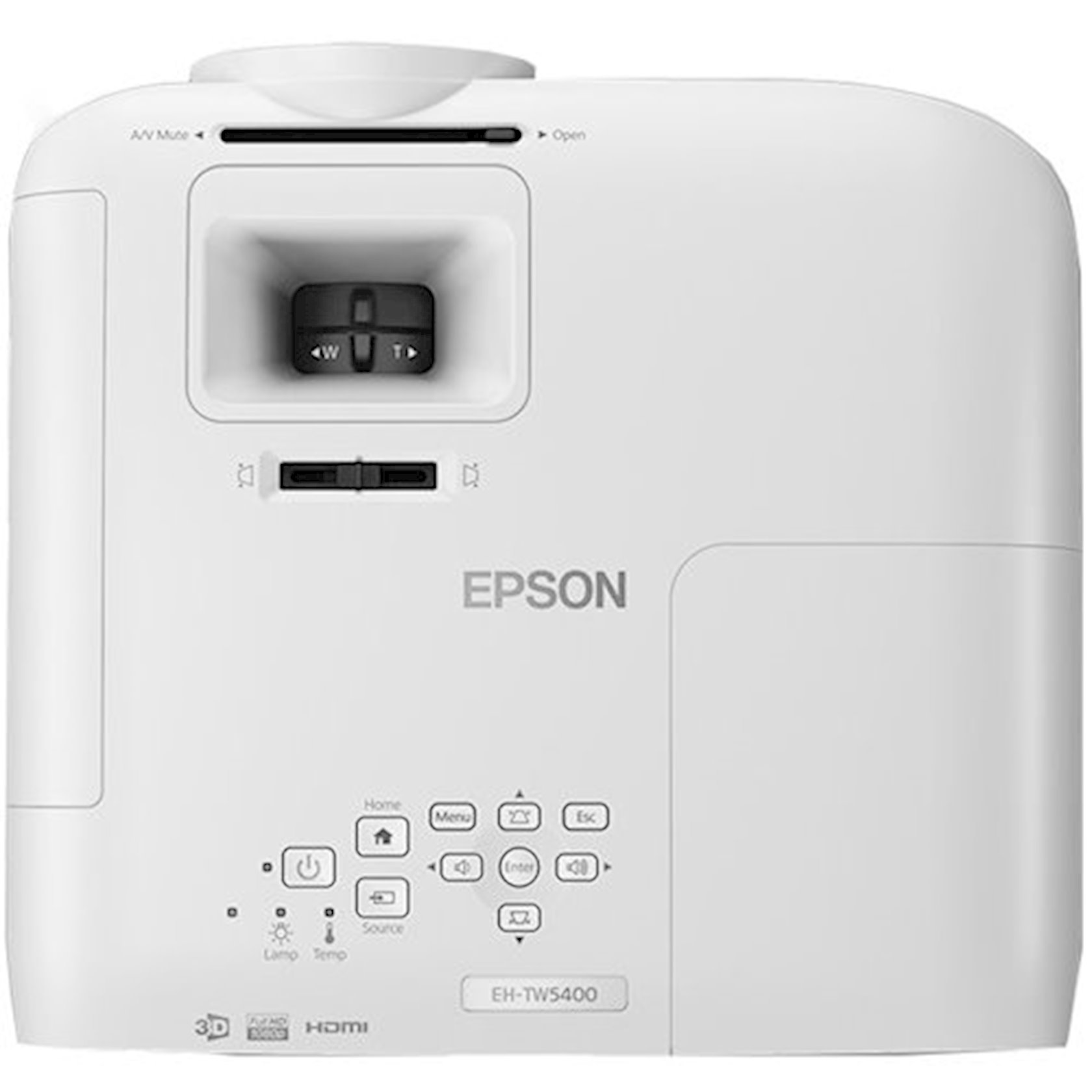 Proyektor EPSON EH-TW5400 (V11H850040-N)
