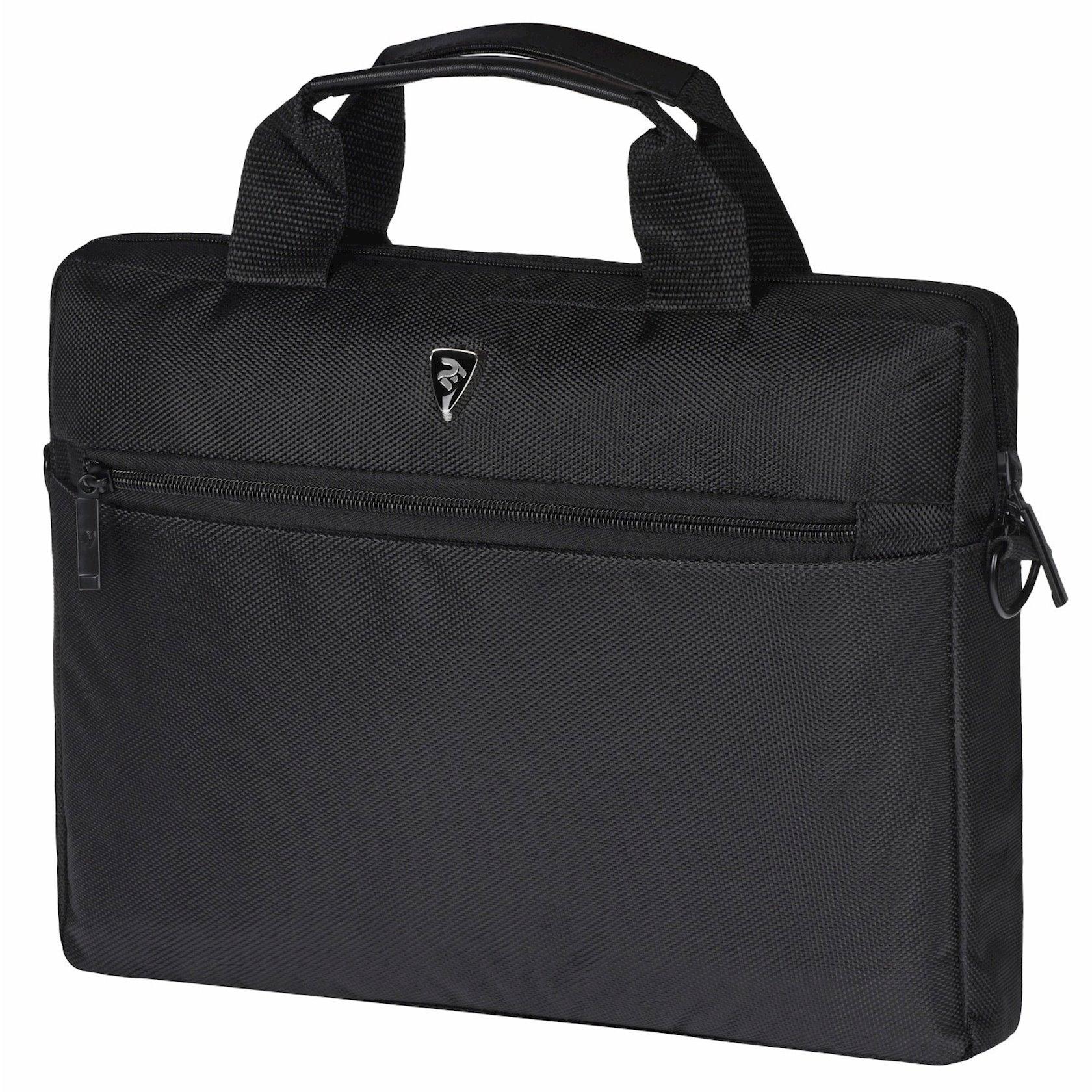 Çanta noutbuk üçün 2E Laptop Bag 13.3, Beginner, Black