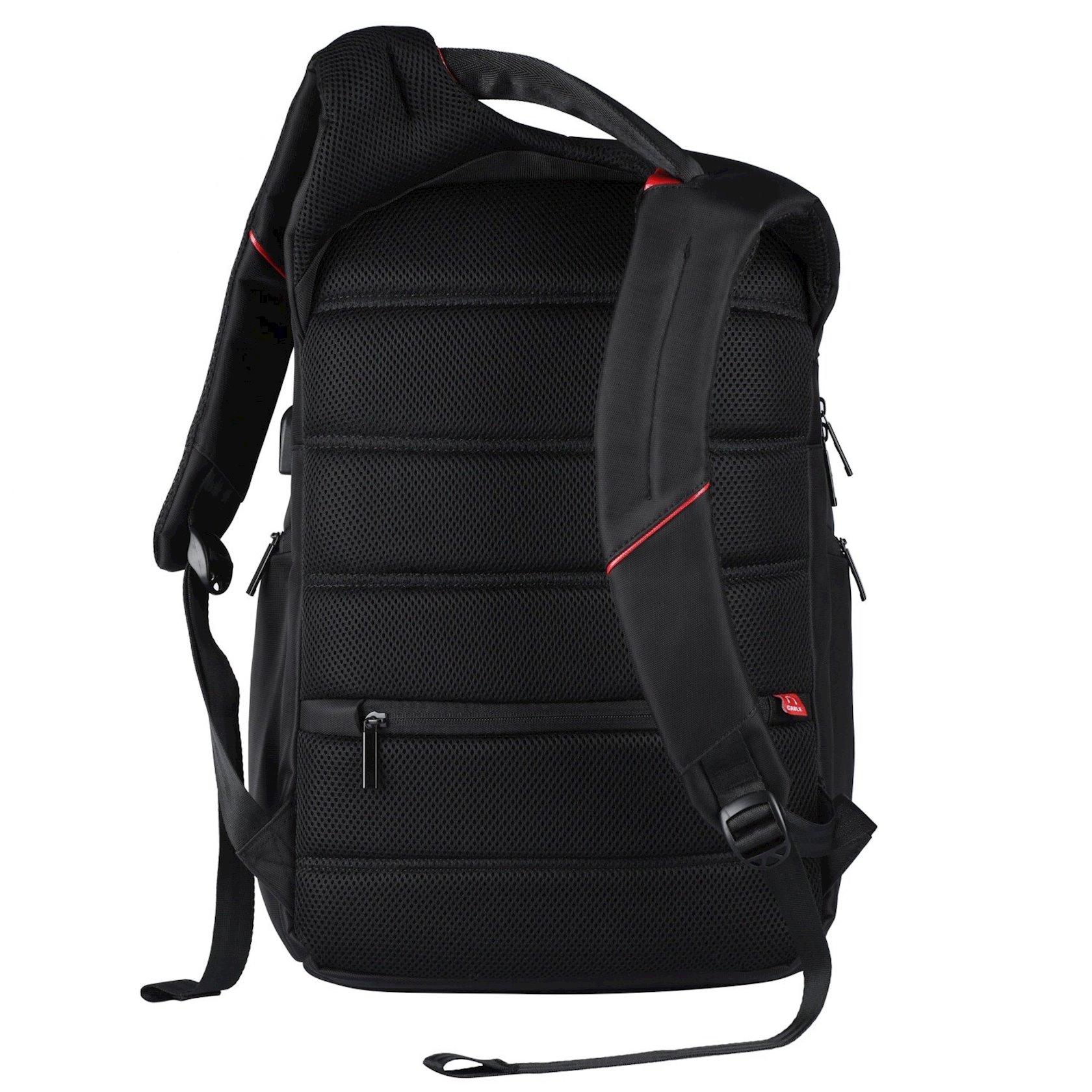 Bel çantası noutbuk üçün 2E BPN9004BK 16 Laptop Backpack Black