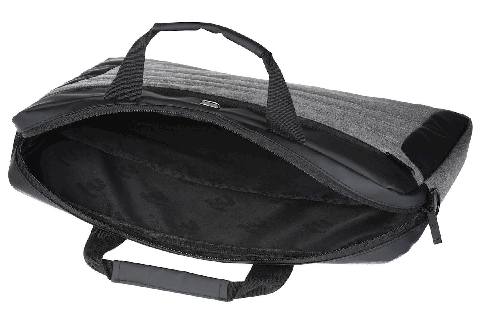 Çanta noutbuk üçün 2E Laptop Bag 16 2E-CBN816GR, grey/black