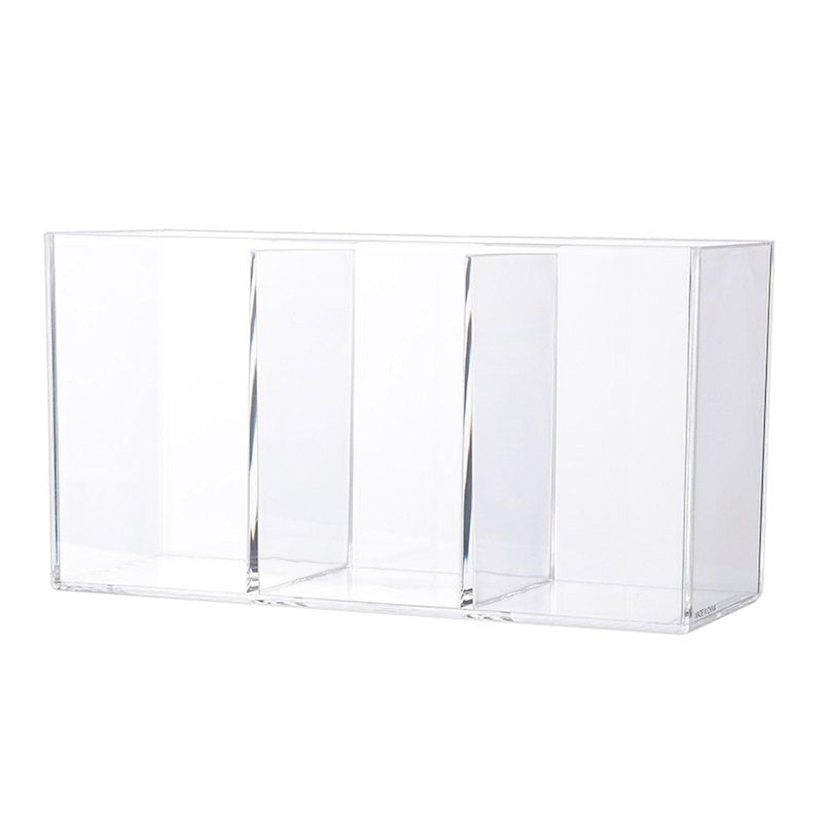 Kosmetika üçün orqanayzer Miniso Transparant