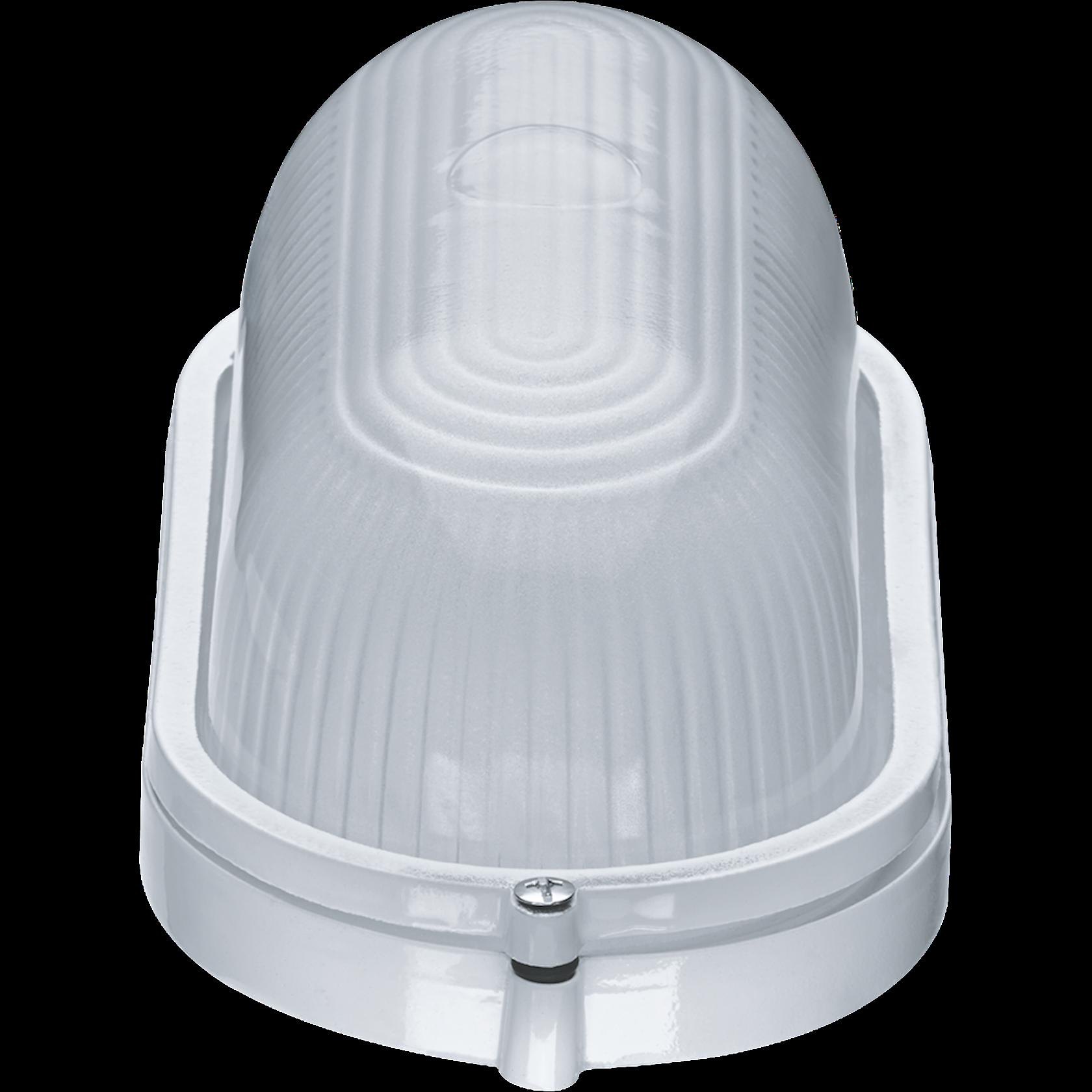 Səthə quraşdırılan çıraq Navigator NBL-O1-60-E27/WH, 60Vt, ağ rəng, ölçü 110x90x215mm