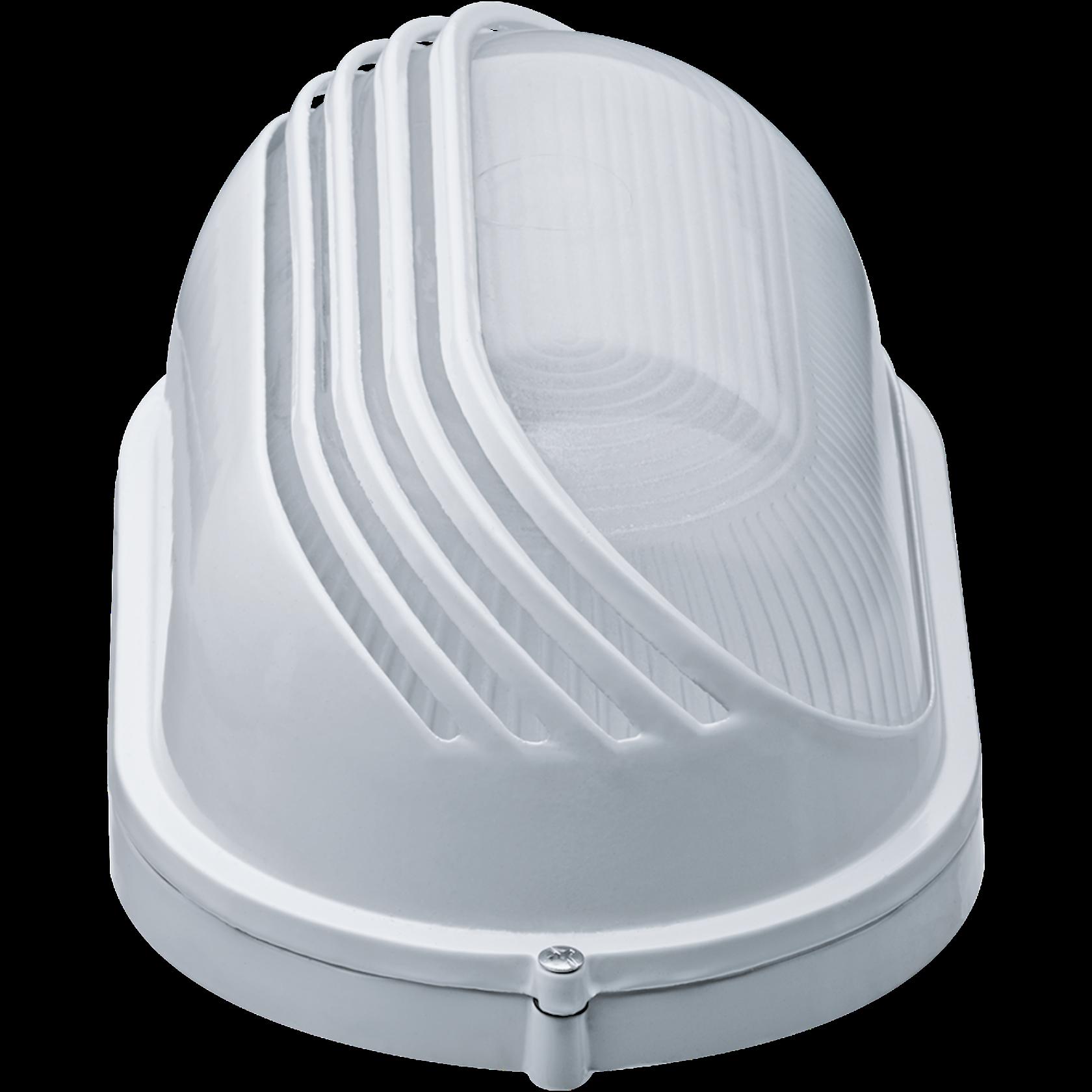 Səthə quraşdırılan çıraq Navigator NBL-O3-100-E27/WH, 100Vt, ağ rəng, ölçü 265x110x155mm