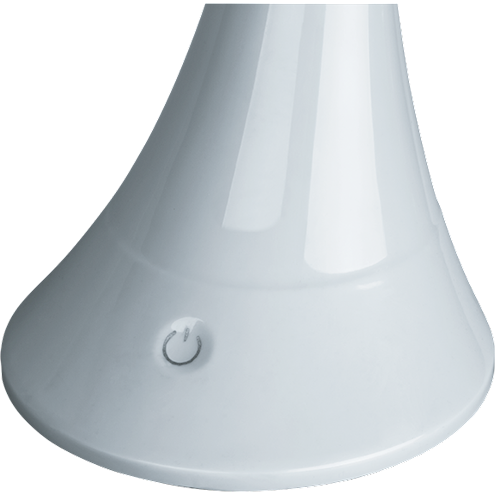 Masaüstü LED çıraq Navigator NDF-D011, 6Vt, 133x133x392mm, ağ rəng