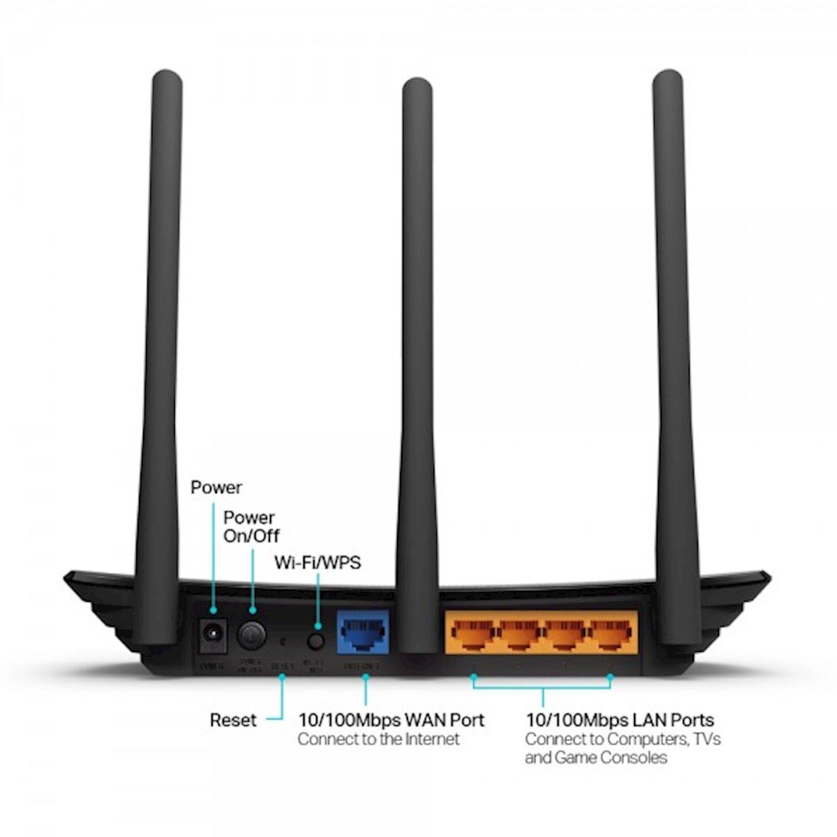 Router TP-LINK TL-WR940N  (4 Port)