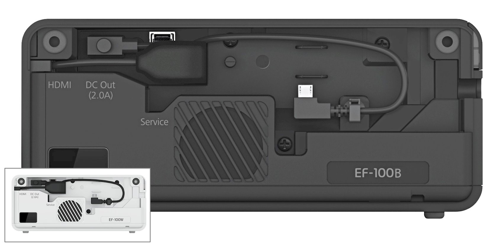 Proyektor Epson EF-100W