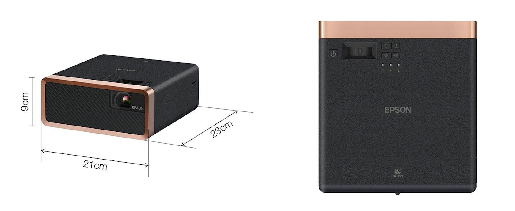 Proyektor Epson EF-100B