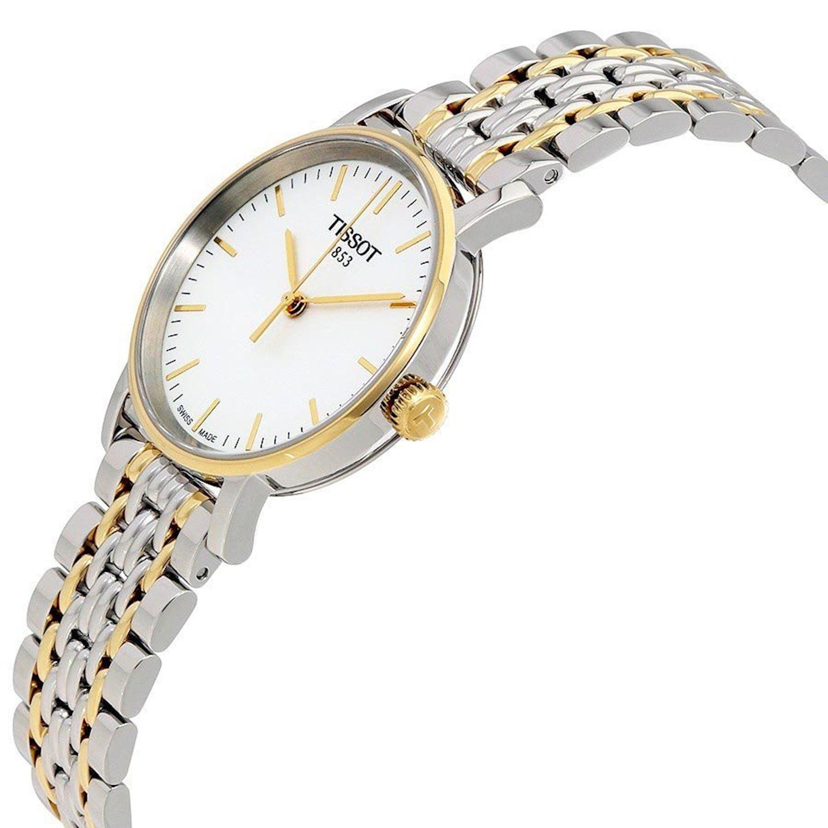 Qol saatı Tissot T1092102203100 VT-00002356