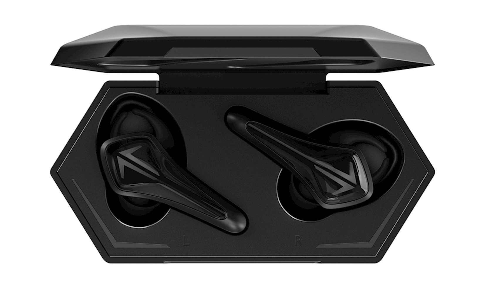 Simsiz qulaqlıq Saramonic GamesMonic SR-BH60 Black