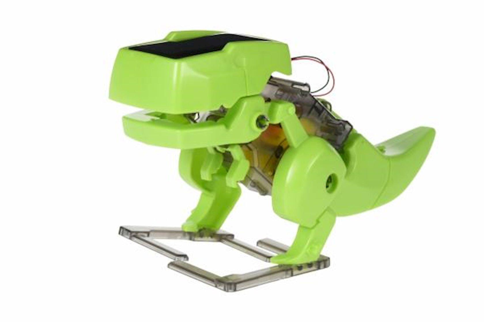 Robot konstruktor Same Toy Dinobot 4-də 1 günəş enerjisi ilə işləyir,8+ yaş