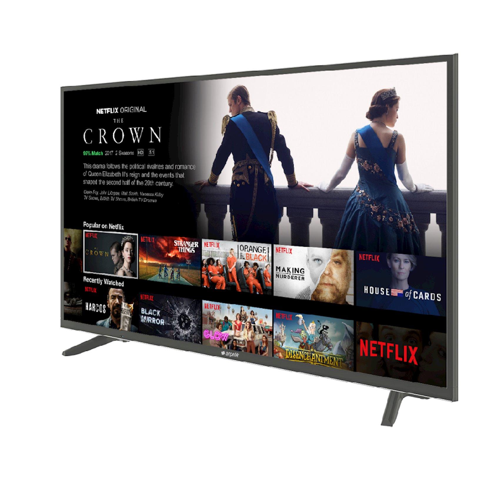 Televizor Arçelik A49L 8900 5A Diamond Pro