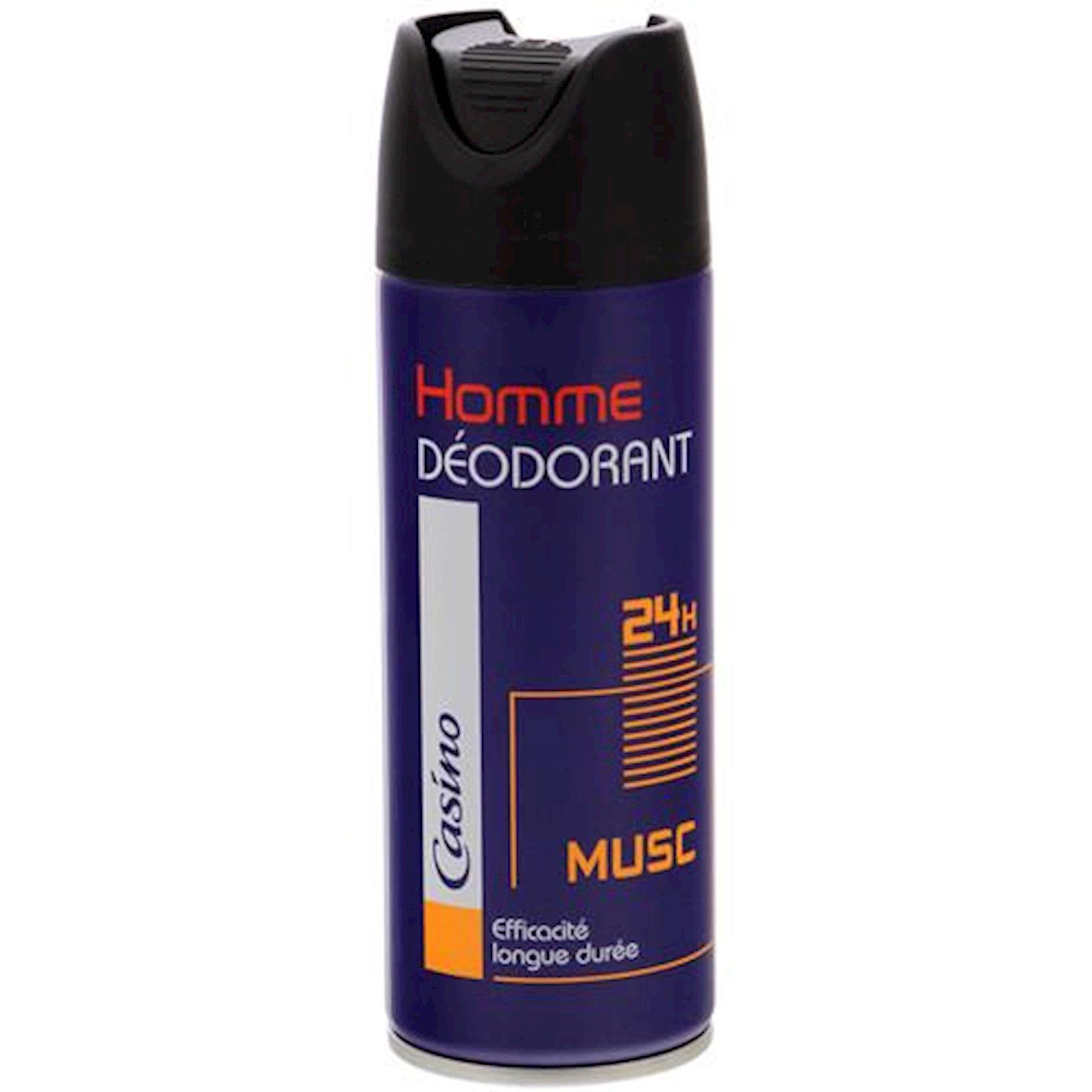 Kişilər üçün dezodorant  Man 24h Musk Deodorant