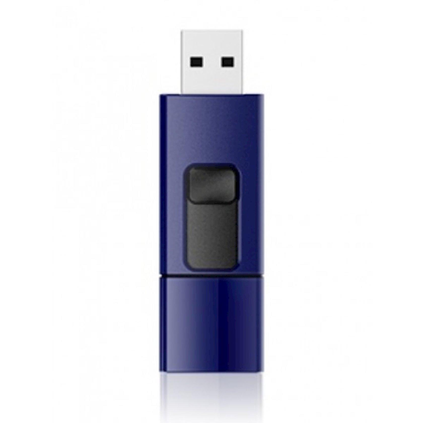 Fləşkart Silicon Power Blaze B05 32GB Deep Blue USB 3.0