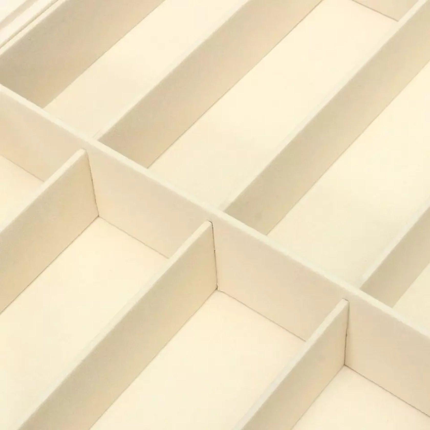 Orqanayzer Baku Home Decor, eynək üçün, qara, 8 bölmə, 33.5x24.5x8.5 sm