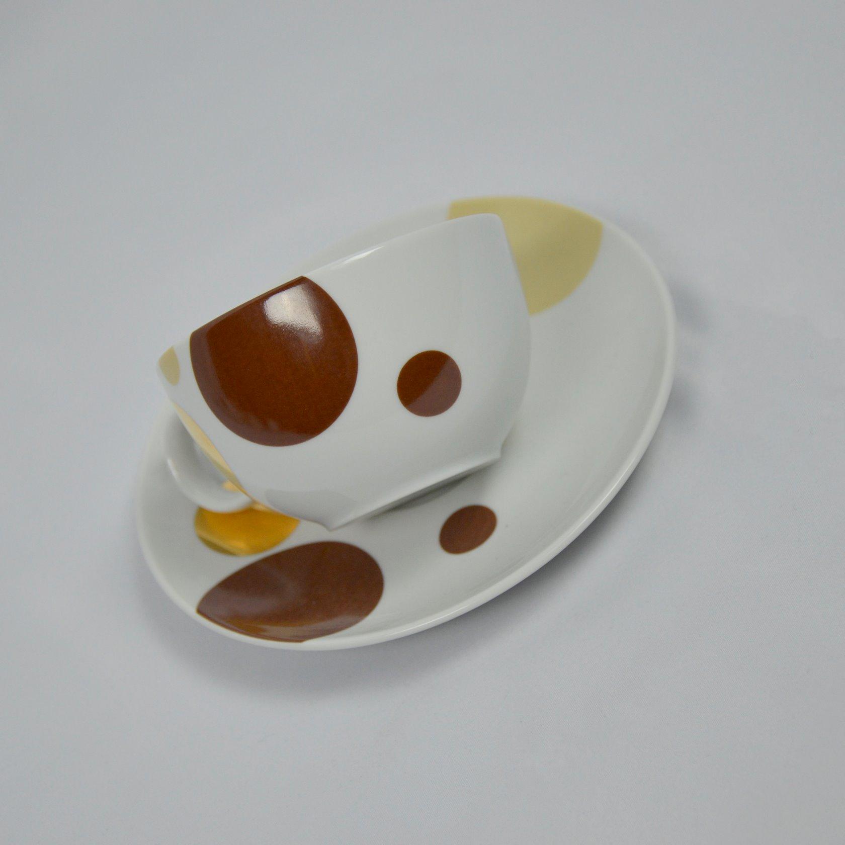 Çay dəsti Kütahya Porselen CZG12CT821, çini