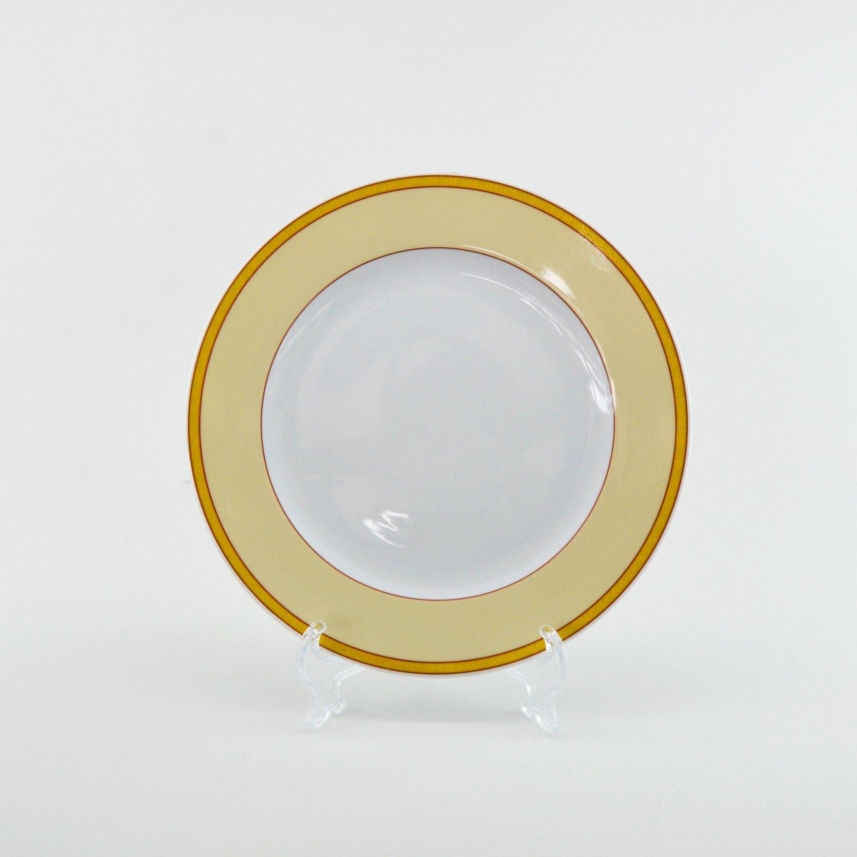 Qab-qacaq dəsti Kütahya Porselen KCRN43KH4059, çini, sarı