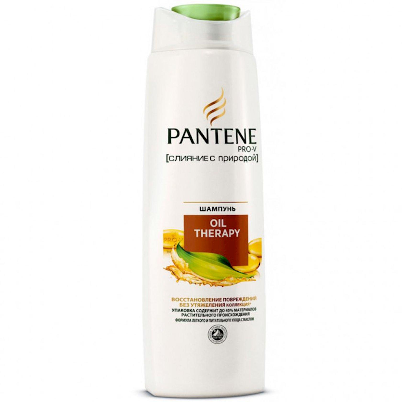Şampun  Pantene Oil Terapy 250 ml