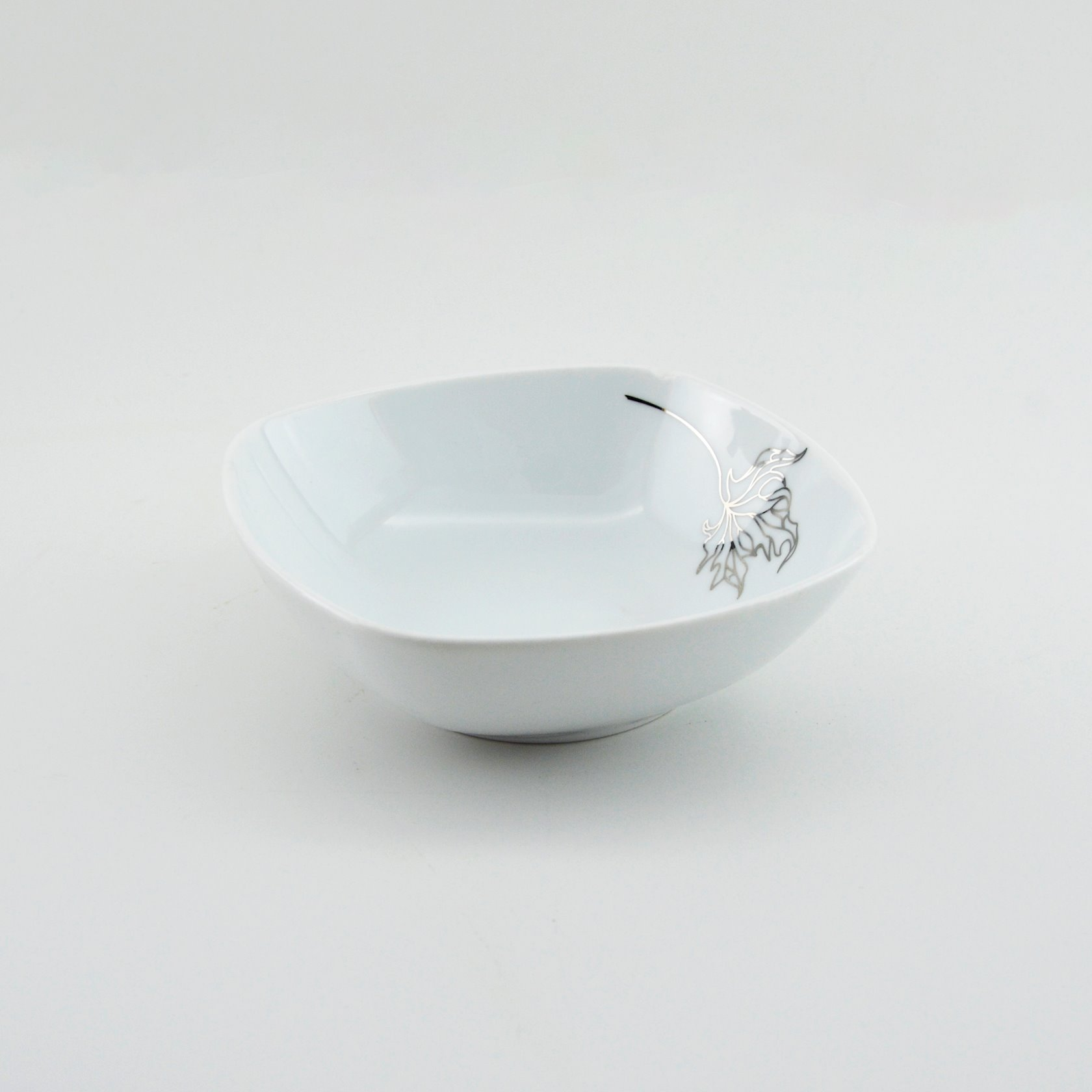 Qab dəsti Kütahya Porselen KCMD82YT9014674, şüşə, ağ