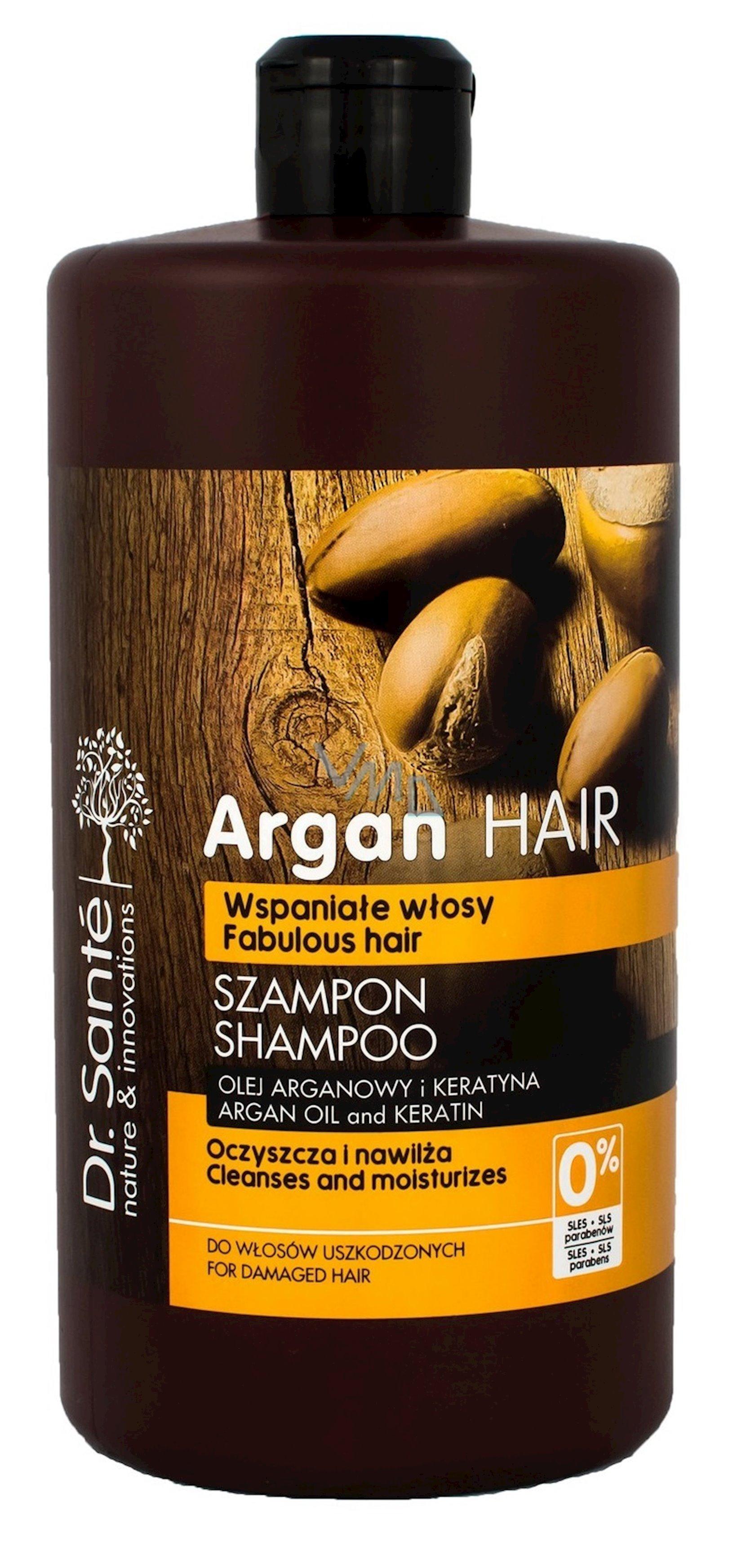 Şampun Dr.Sante Argan saçlar