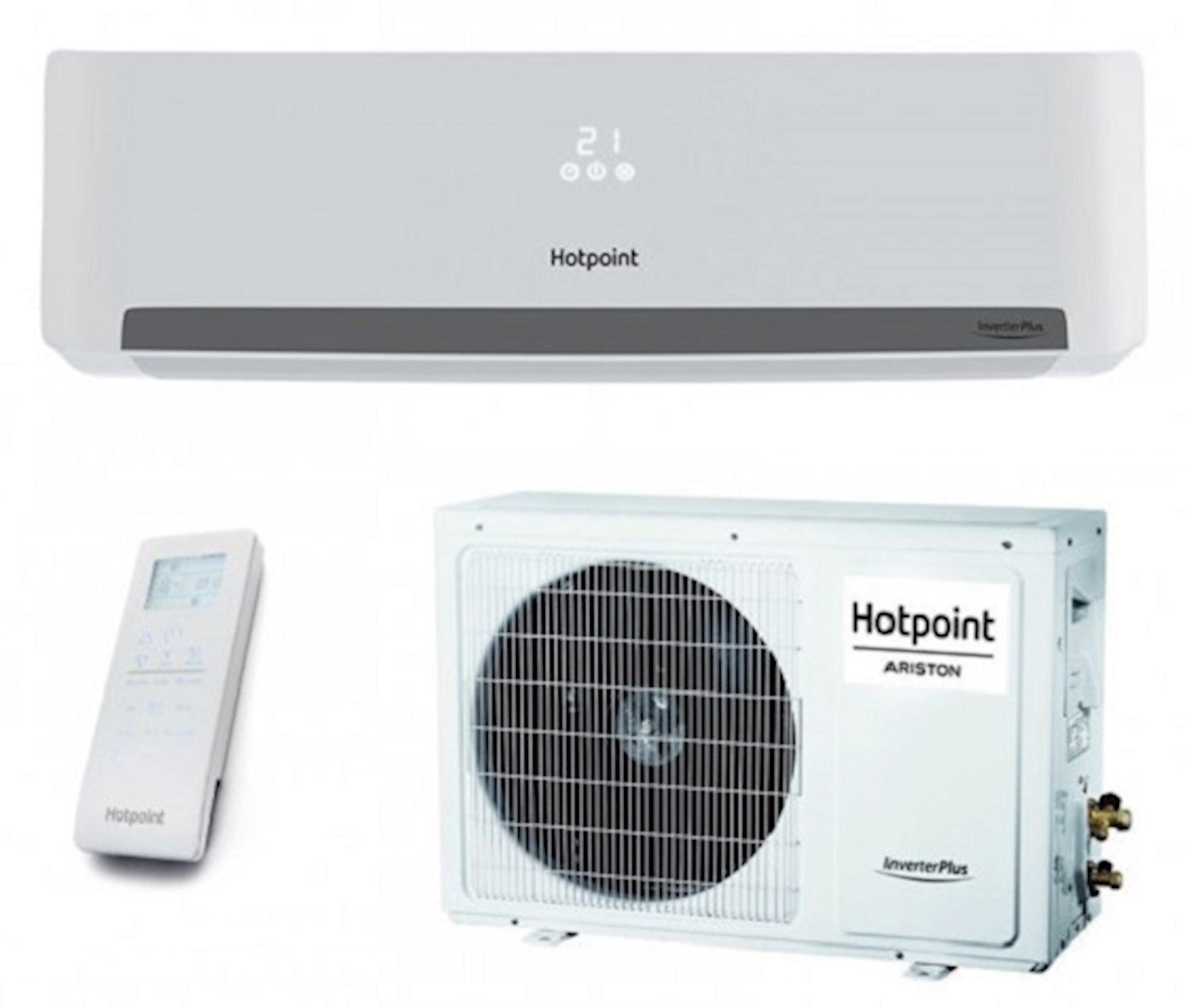 Kondisioner Hotpoint-Ariston SPIW418HP/2 White