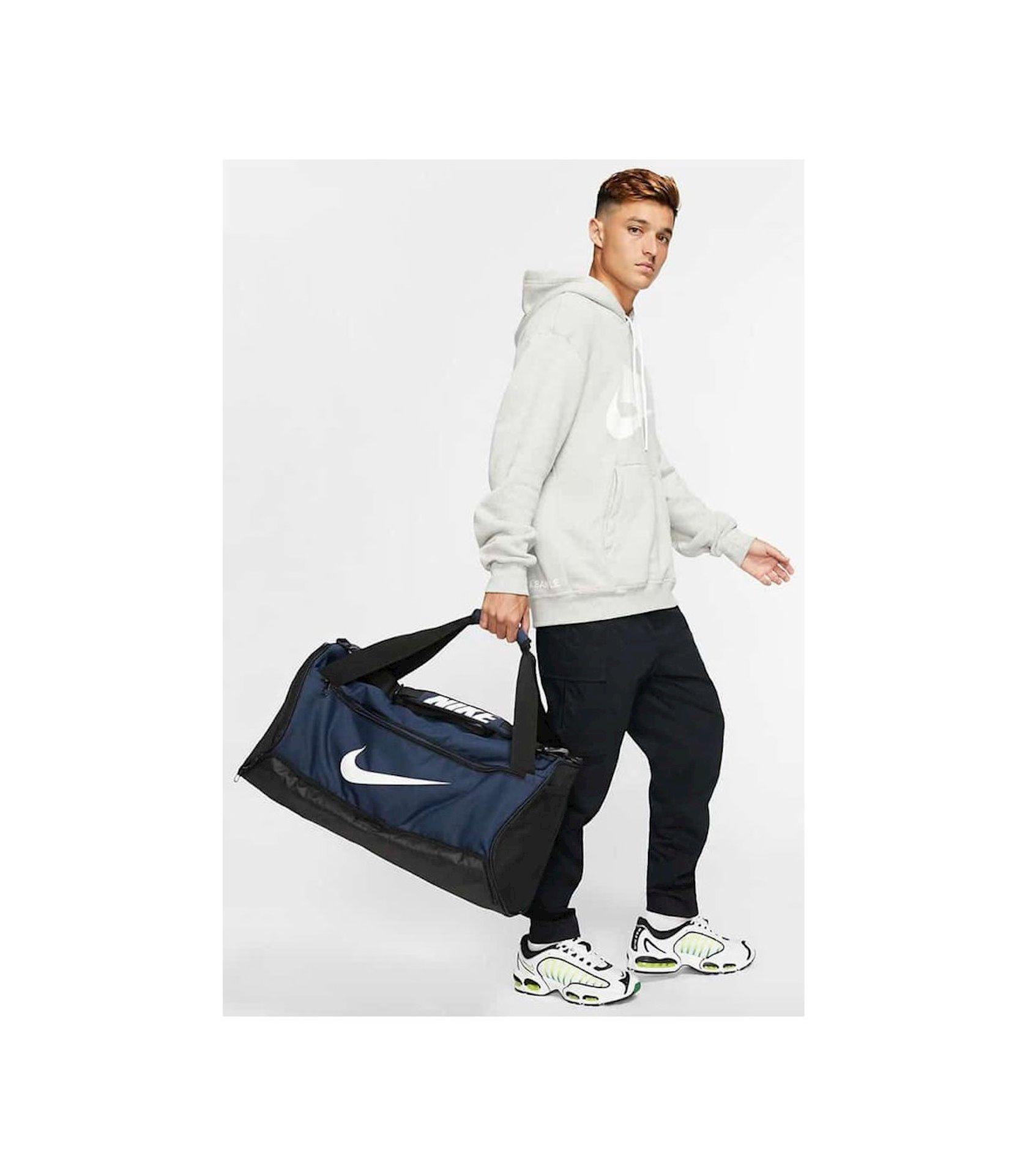 İdman çantası Nike Nk Brsla M Duff - 9.0 (60L) BA5955-410 Tünd göy