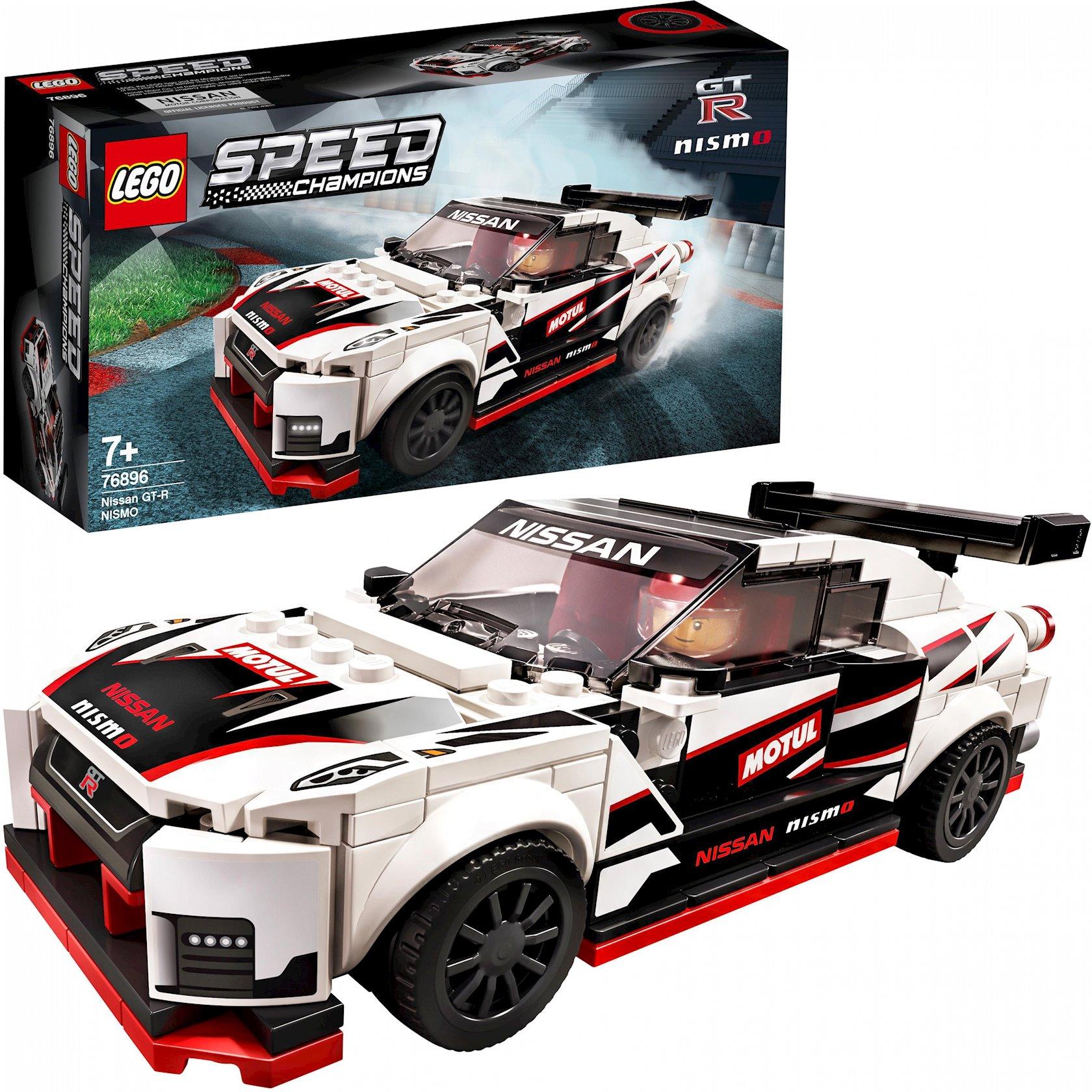 Konstruktor Lego Speed Champions Nissan GT-R Nismo