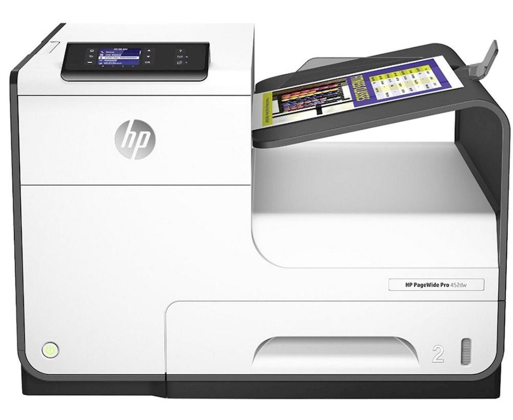 Printer HP PageWide Pro 452dw