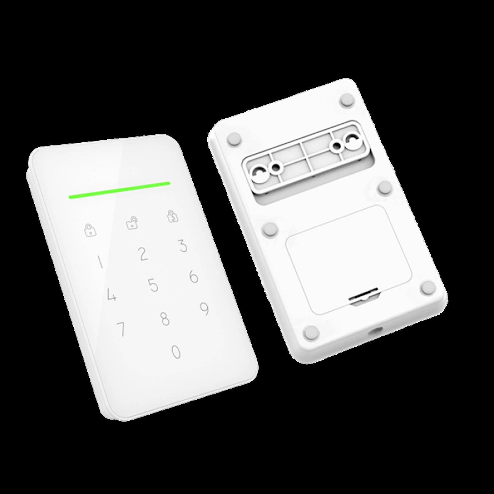 Simsiz Təhlükəsizlik sisteminin idarə olunması kontrolleri Dinsafer Nova Pro DKPA4 Wireless Keypad