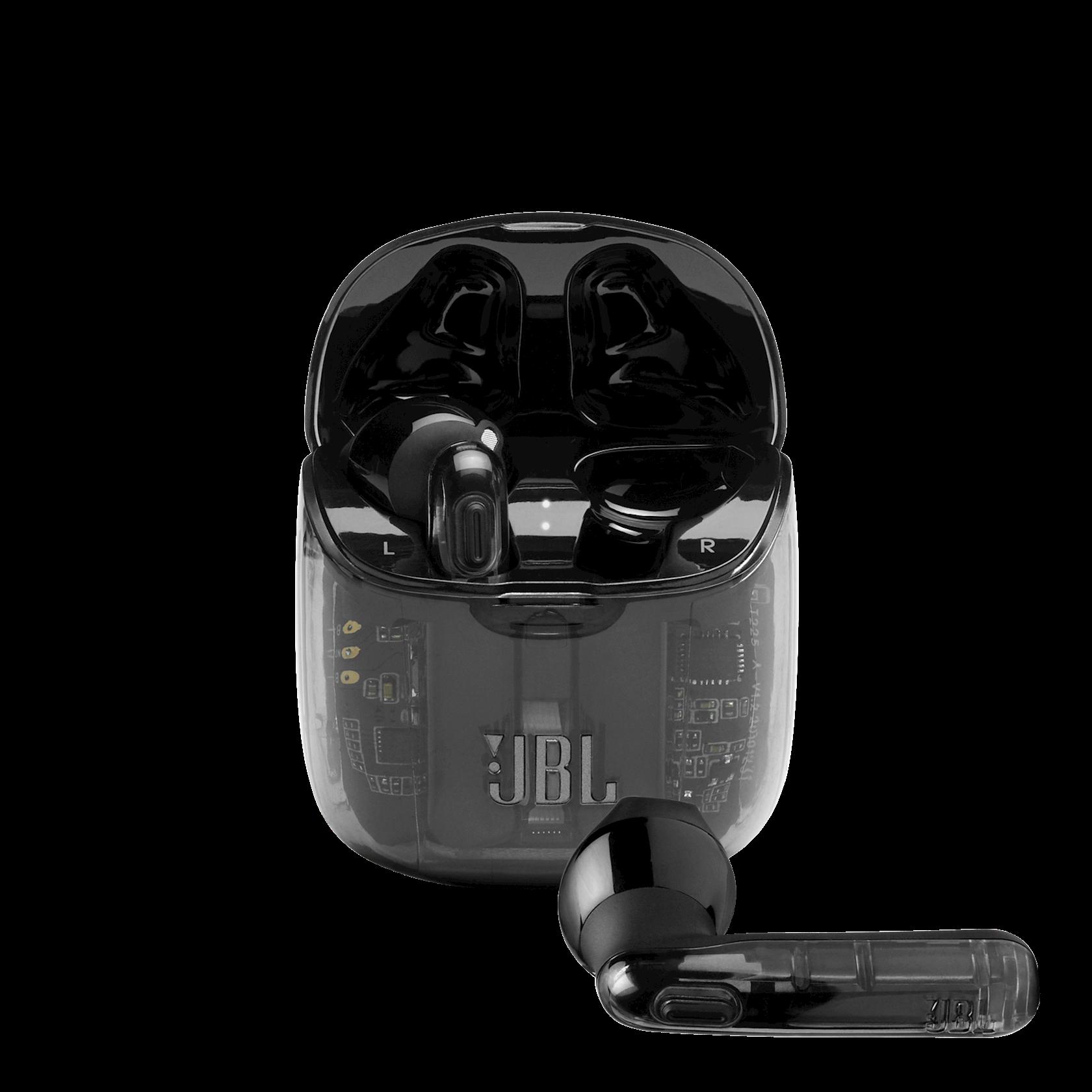 Simsiz qulaqlıq JBL Tune 225 TWS Ghost Black