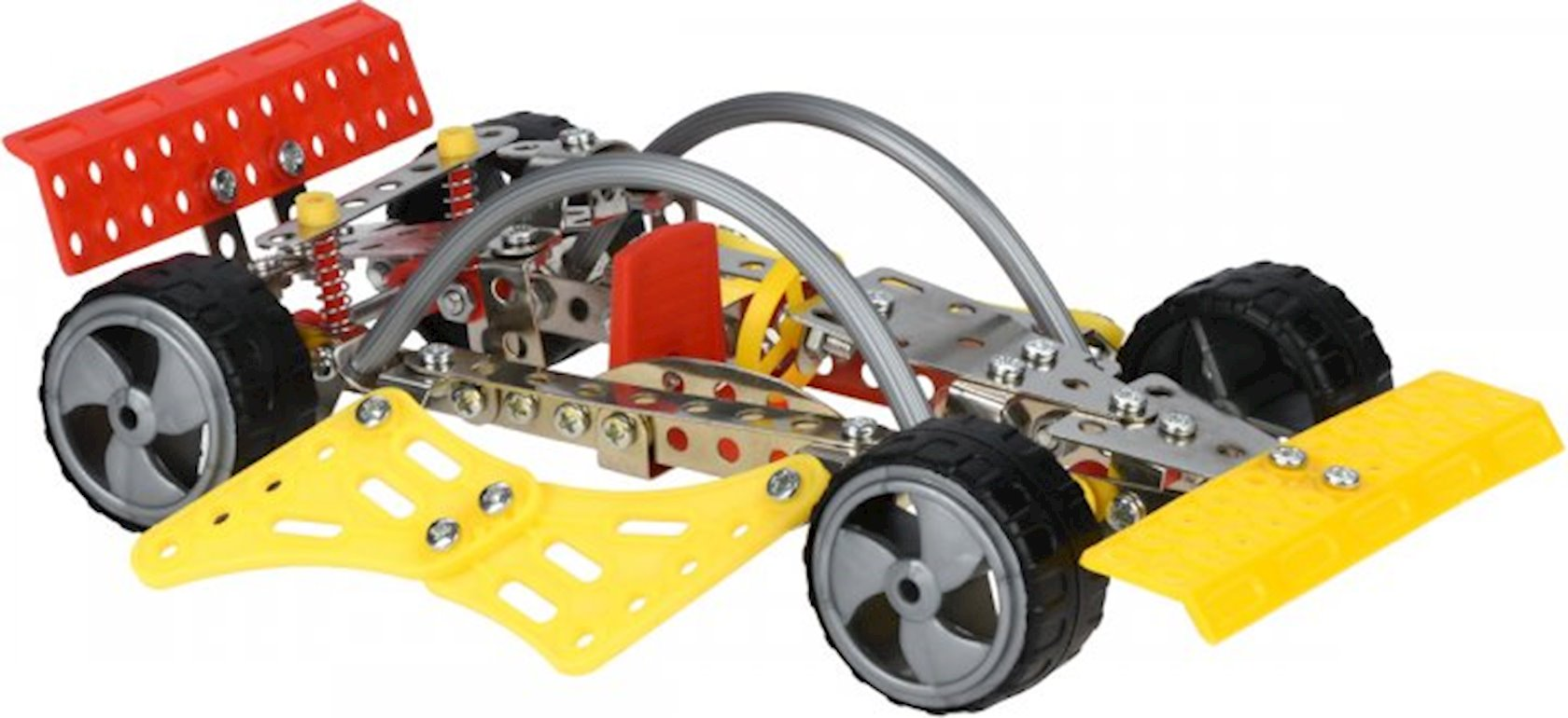 Metal konstruktor Same Toy Inteligent DIY Model, 195 element, 8+ yaş, metal/plastik