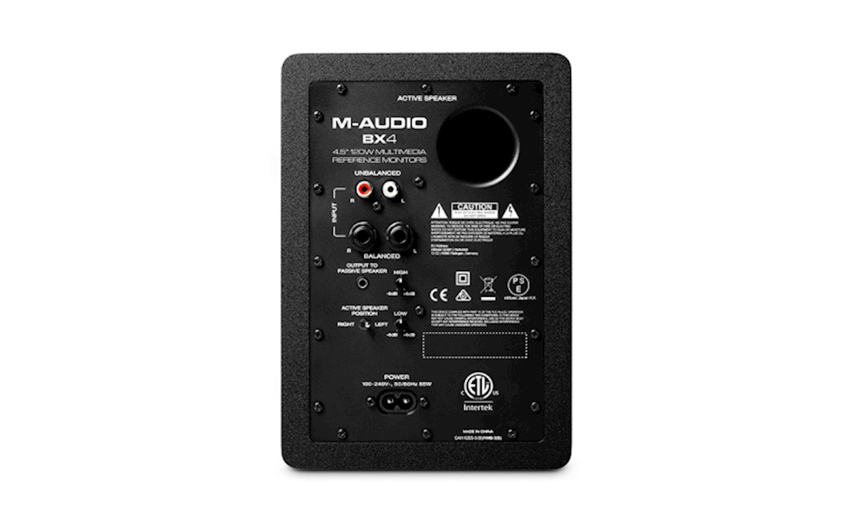 Studiya monitoru M-Audio BX3
