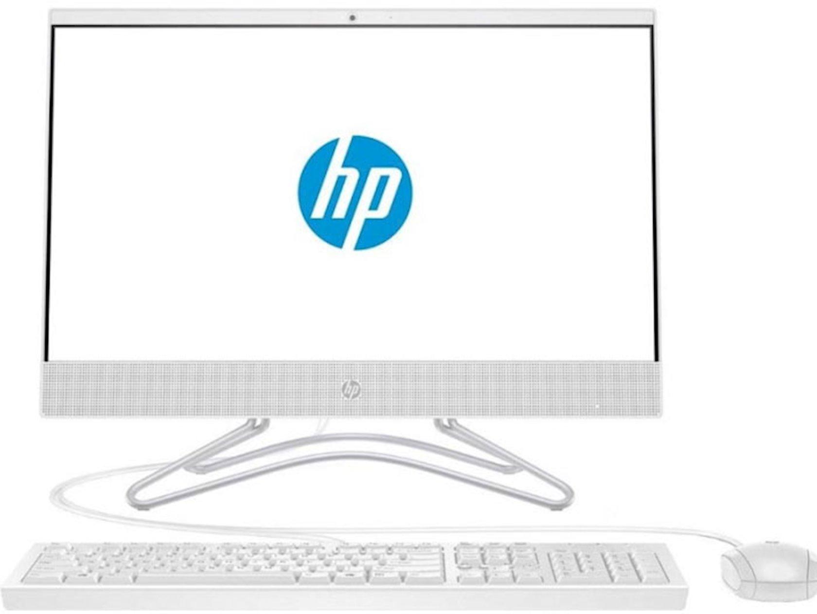 Monoblok HP 200 G4 22 All-in-one i5-10210U 8 Gb White