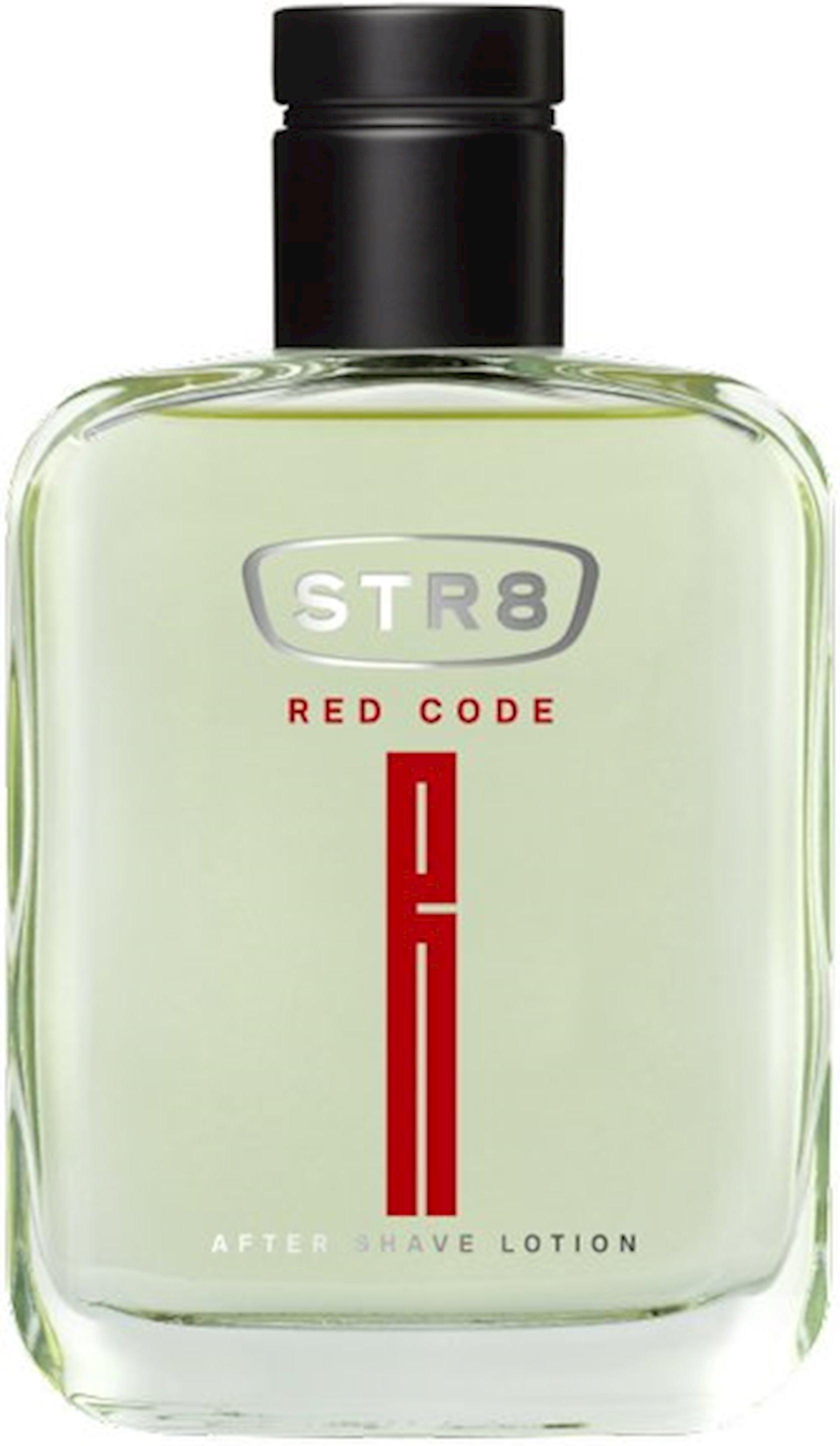 Təraş sonrası losyon STR8 Red Code, 100 ml