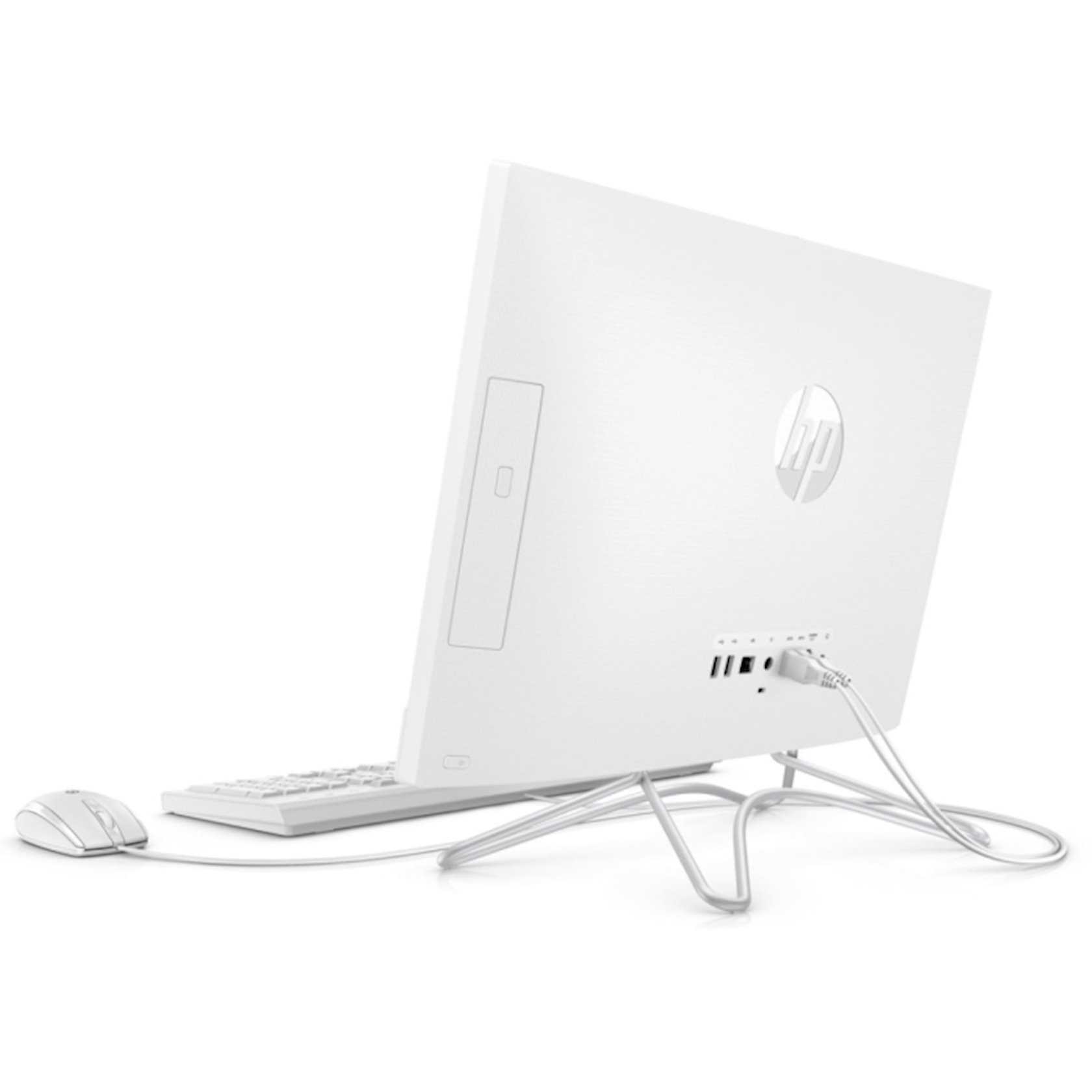 Monoblok HP 200 G4 22 All-in-One i3-10110U White