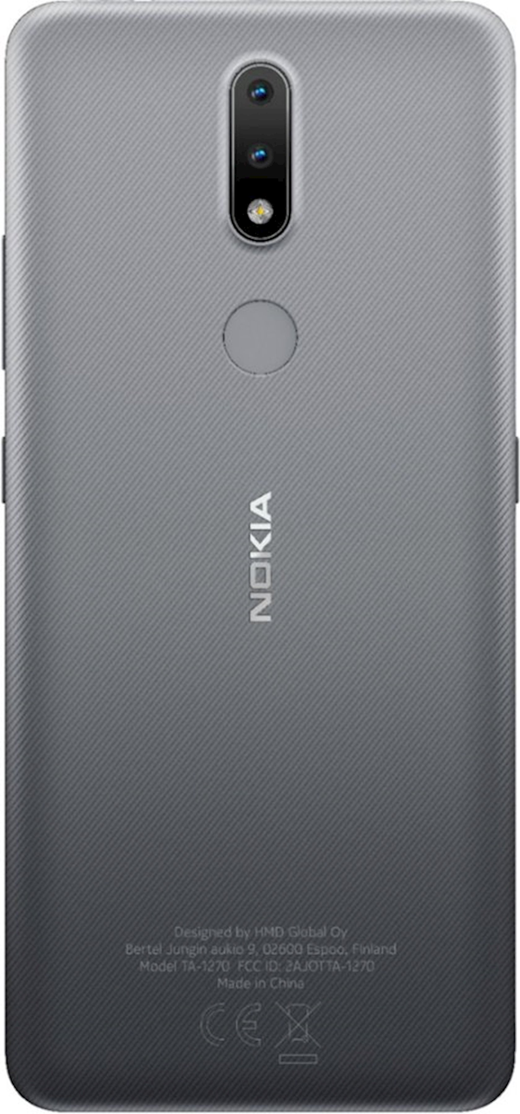 Smartfon Nokia 2.4 DS 2GB/32GB Charcoal
