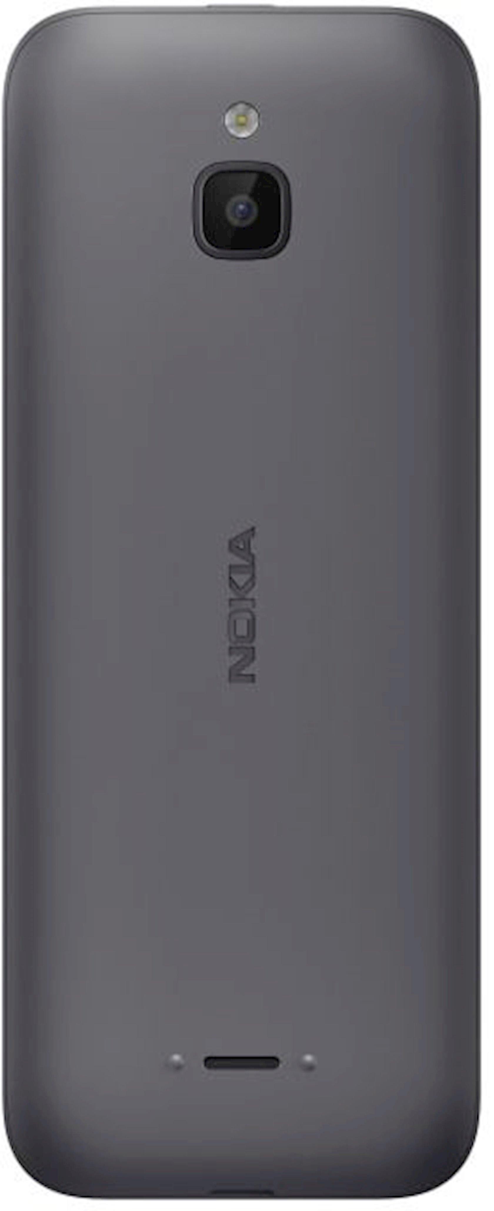 Mobil telefon Nokia 6300 DS 4G Charcoal