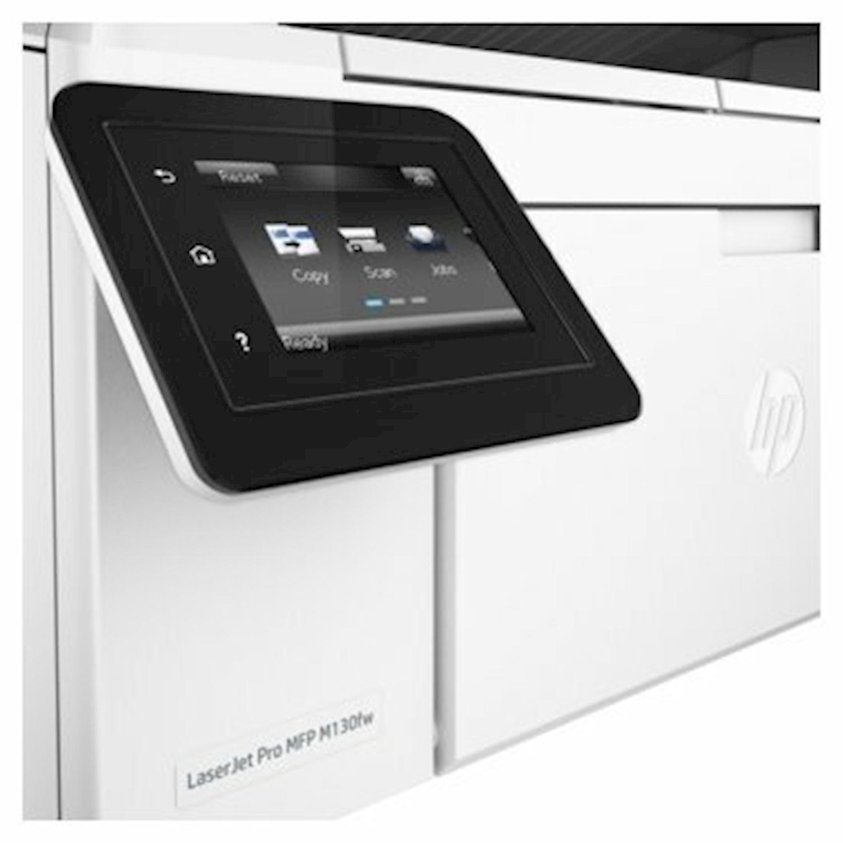 Lazer ÇFQ HP LaserJet Pro MFP M130fw G3Q60A