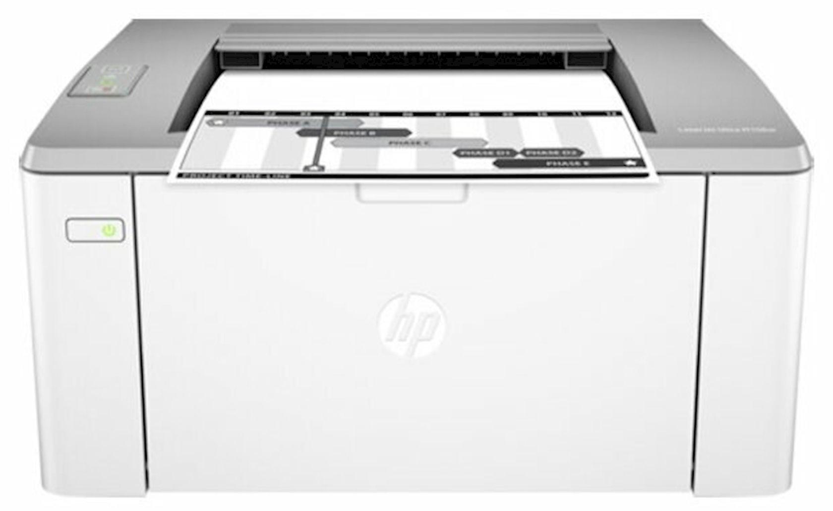 Printer HP LaserJet Ultra M106w (G3Q39A)