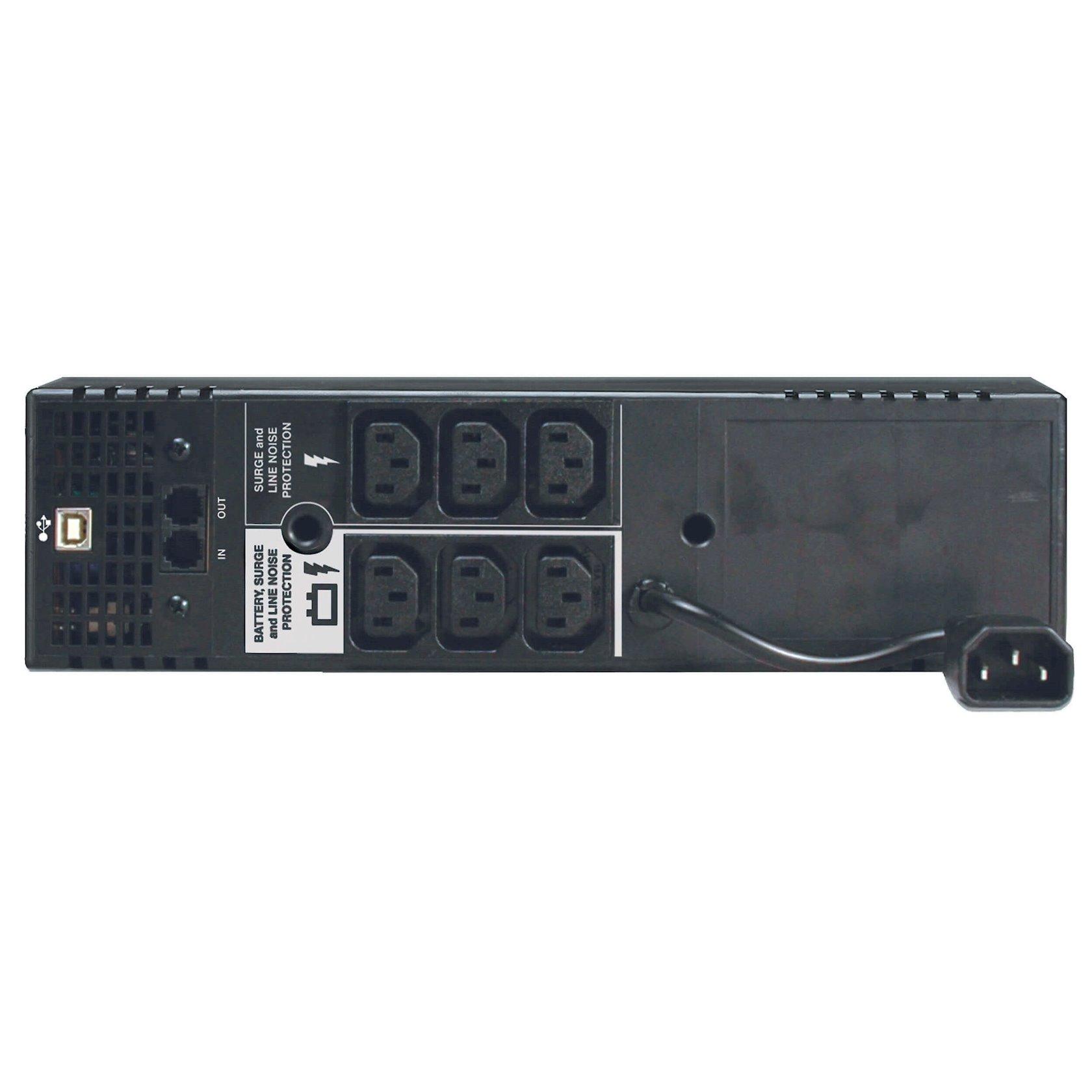 Ups Tripp Lite SmArtpro Digital 1000 LCD ekran ilə SMX1000LCD