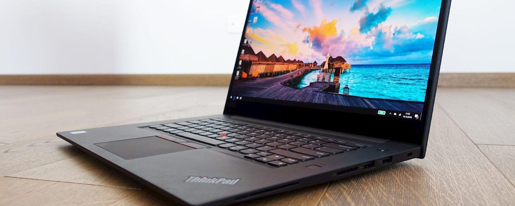Noutbuk Lenovo ThinkPad X1 Extreme 1st Gen, NVIDIA, 256 Gb
