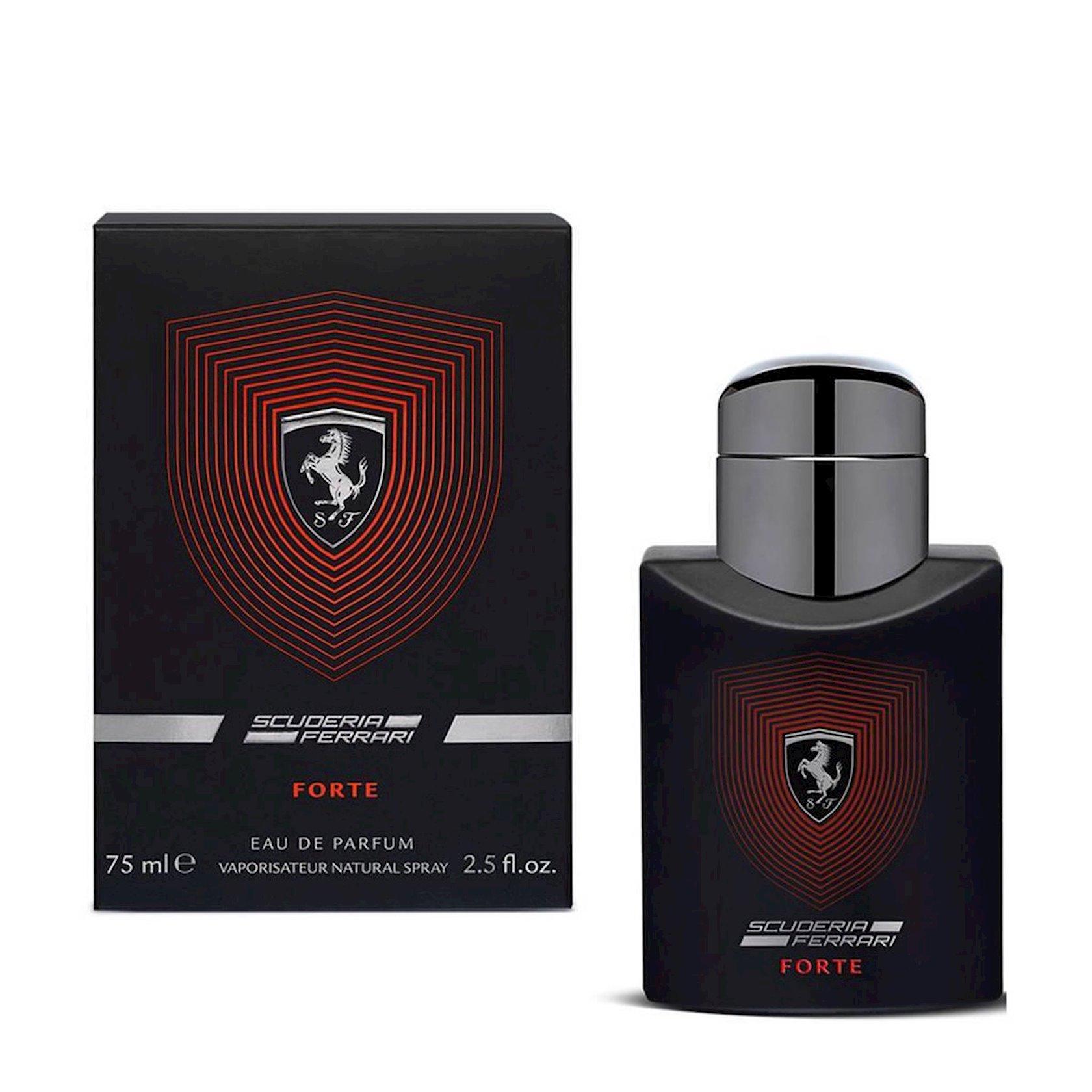 Kişilər üçün ətir suyu Ferrari Scuderia Forte 75ml