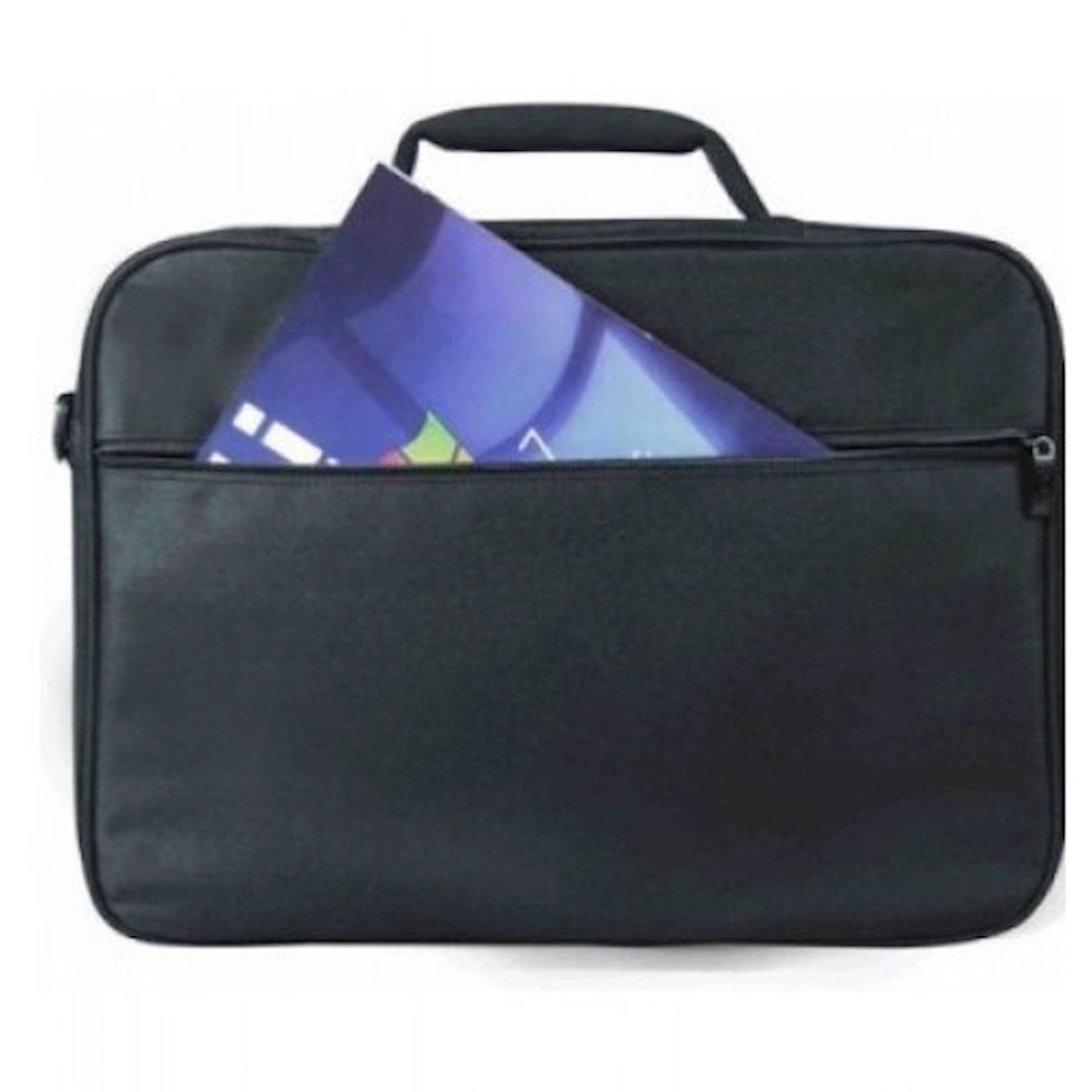 Noutbuk üçün çanta Port Designs 18.4 Beirut Clamshell, qara