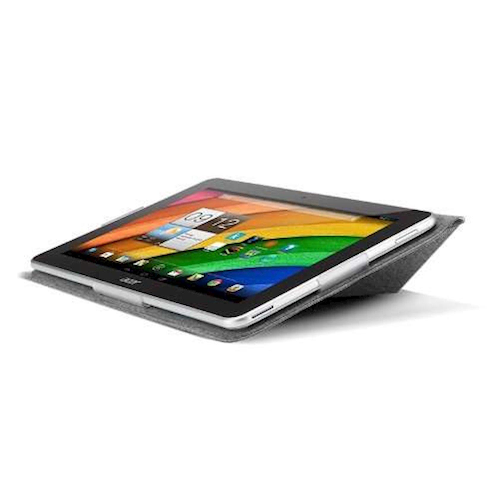Planşet üçün çexol Acer Crunch Cover A3-A10 Ağ 25.4 sm