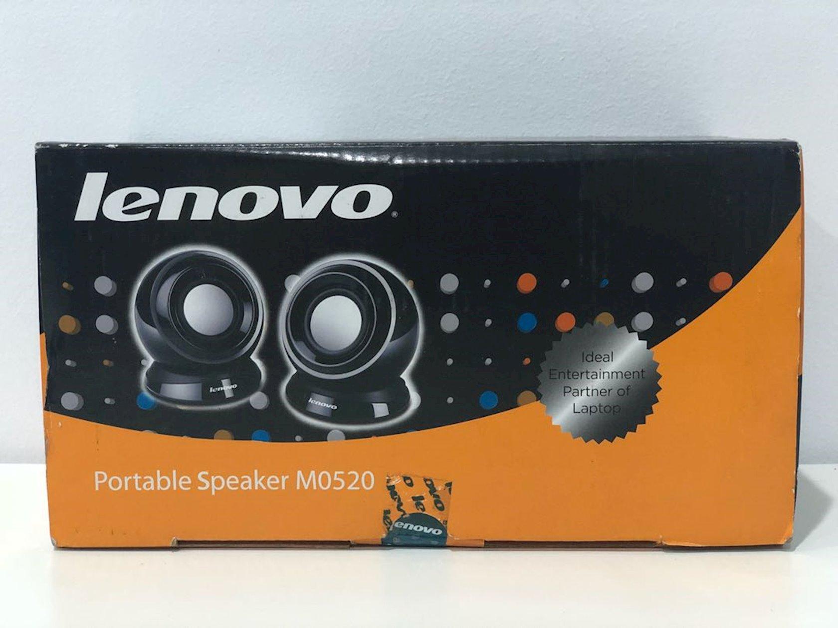Akustik sistem Lenovo M0520 Black