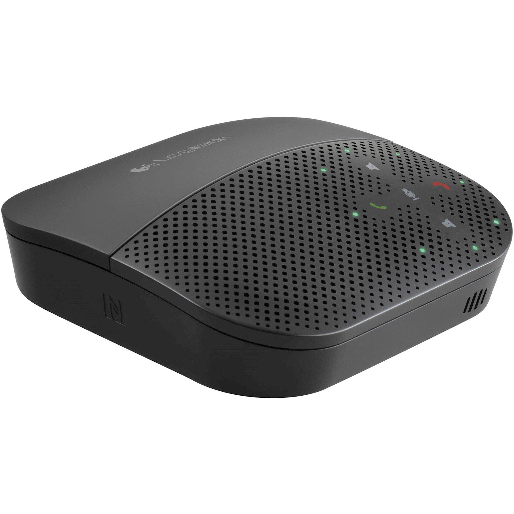 Portativ dinamik  Logitech Bluetooth P710E Black