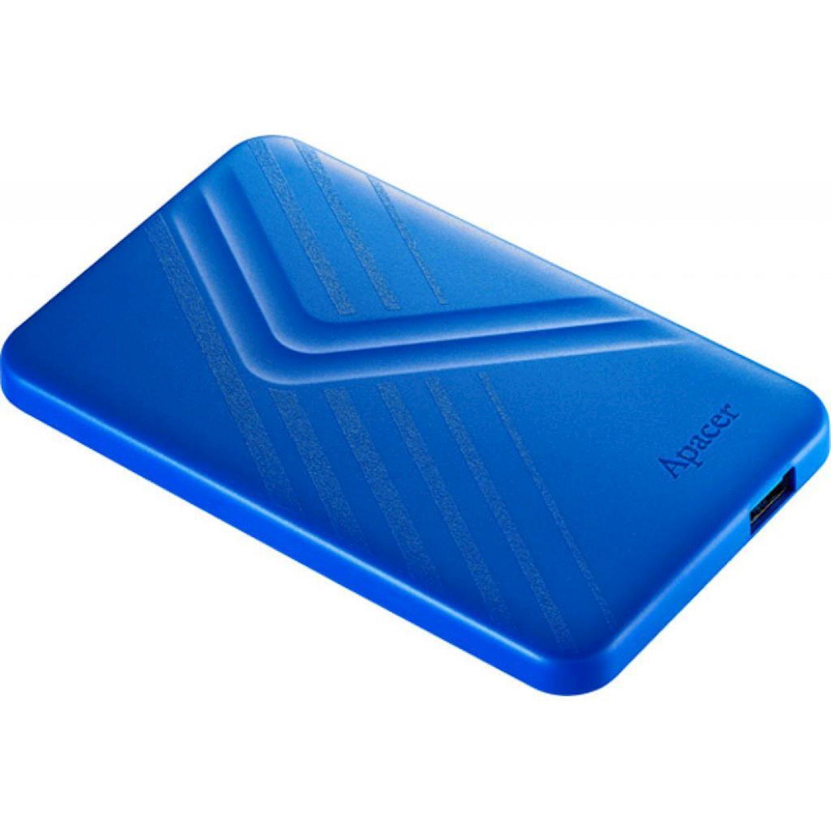 Xarici sərt disk Apacer 2 TB USB 3.1 Portable Hard Drive AC236 Blue