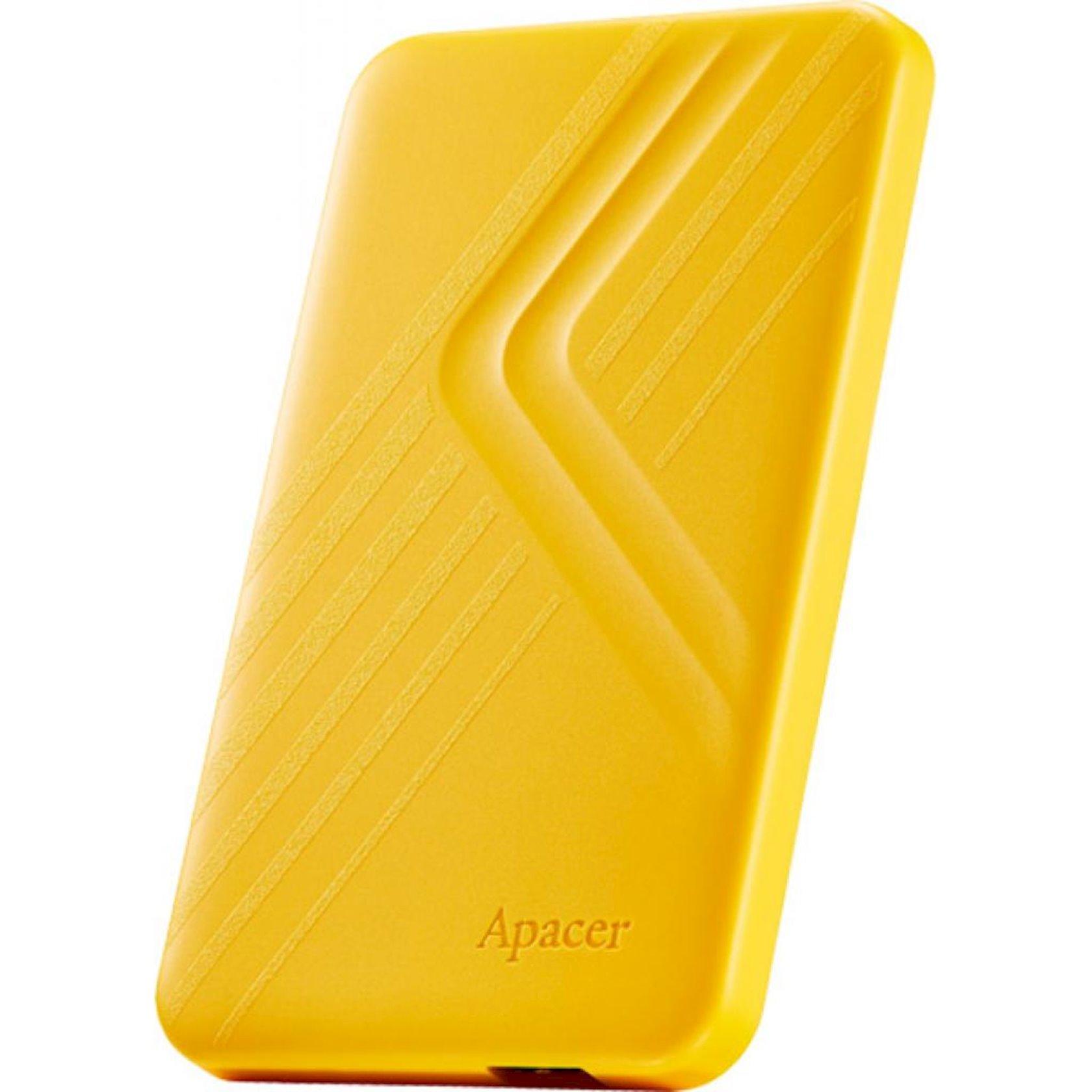 Xarici sərt disk Apacer 2 TB USB 3.1 Portable Hard Drive AC236 Yellow