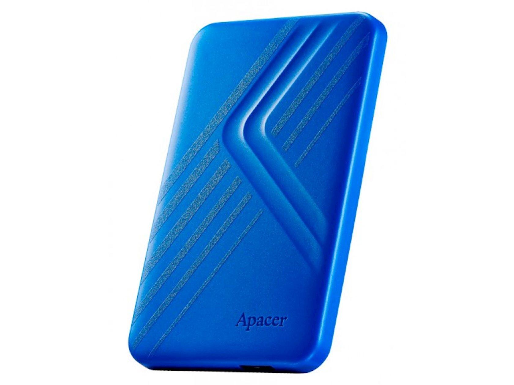 Xarici sərt disk Apacer 1 TB USB 3.1 Portable Hard Drive AC236 Blue